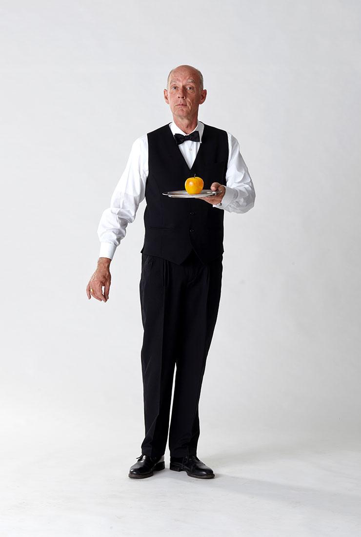 Der Kellner